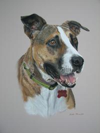 Portrait of Kaysie